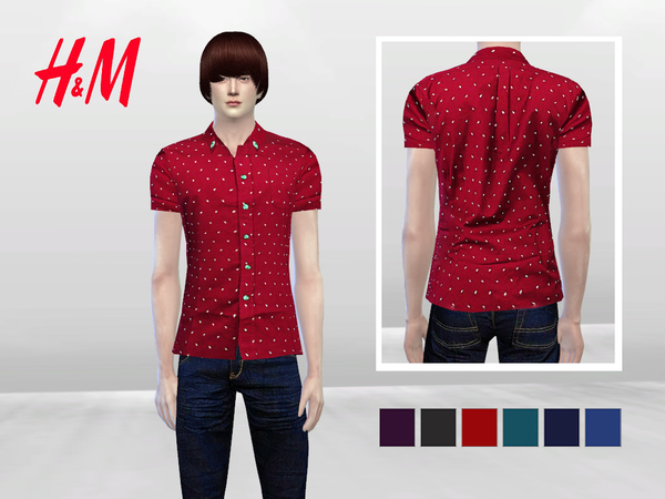 Tuscani Formal Shirt by McLayneSims