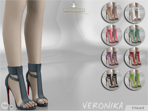 Madlen Veronika Boots by MJ95