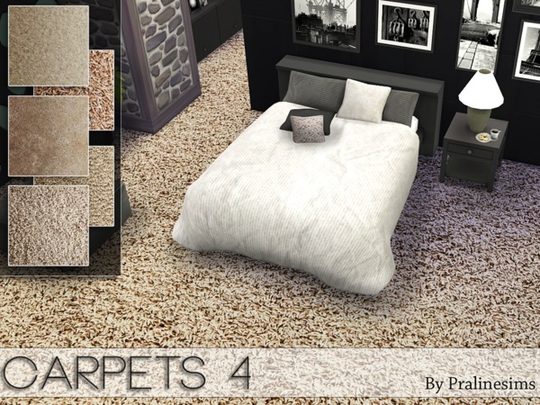 Carpets 4 by Pralinesims
