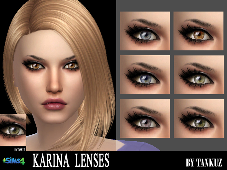 Karina Lenses by Tankuz