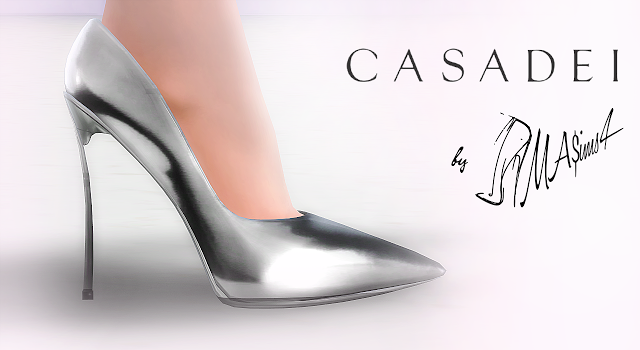 Casadei Blade Stiletto Pumps by MrAntonieddu