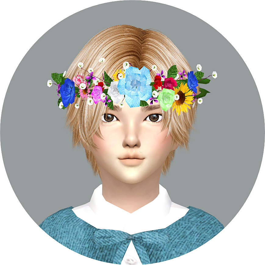 Flower Crown for Boys and Girls by Marigold