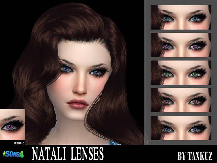 Natali Lenses by Tankuz