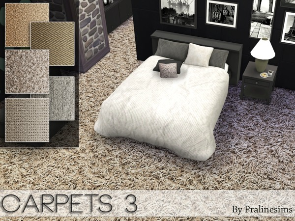 Carpets 3 by Pralinesims