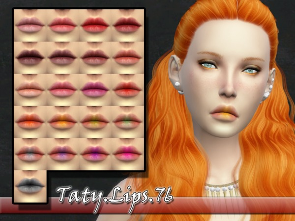 [Ts4]Taty_Lips_76 by tatygagg