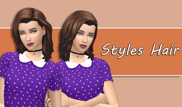 Styles Hair by xdeadgirlwalking