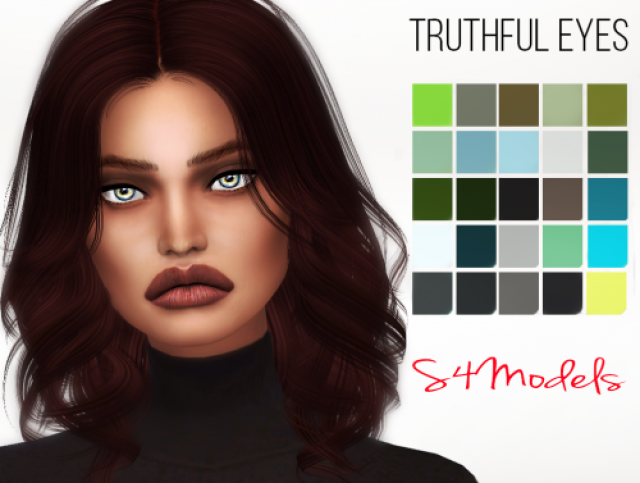 Truthful Eyes by s4models