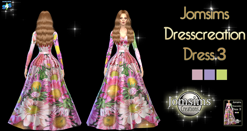 Dresses by JomSims