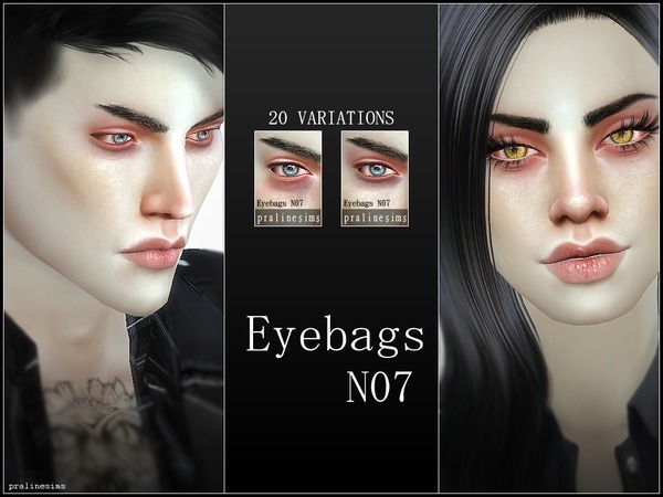 Skin Detail Kit N04 by Pralinesims