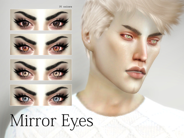 Mirror Eyes  N64 by Pralinesims