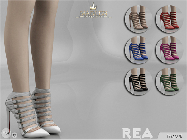 Madlen Rea Shoes by MJ95