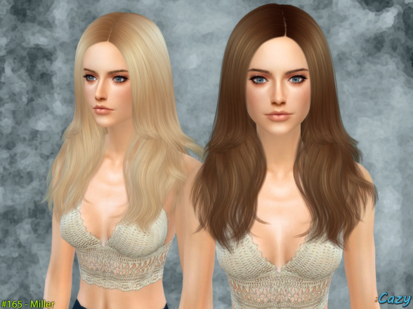 Miller - Female Hairstyle by Cazy