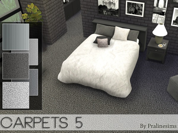 Carpets 5 by Pralinesims
