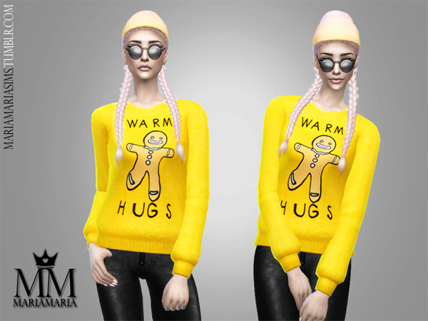 Warm Hugs Sweater by MariaMaria