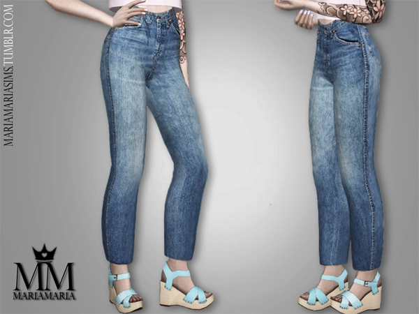 Teen Dream Top & Jeans Five by MariaMaria