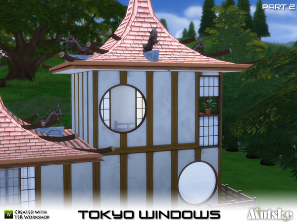 Tokyo Windows,doors and more by mutske