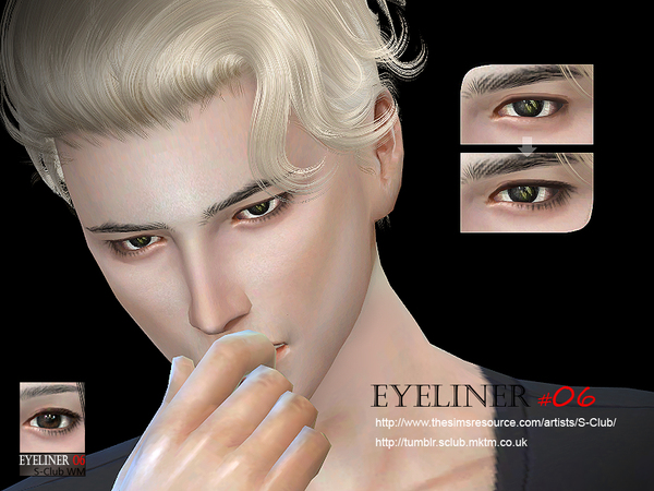 S-Club WM ts4 eyeliner 06