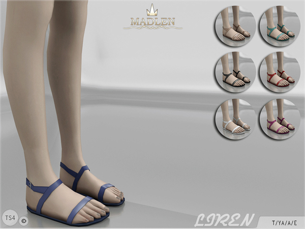 Madlen Liren Sandals by MJ95
