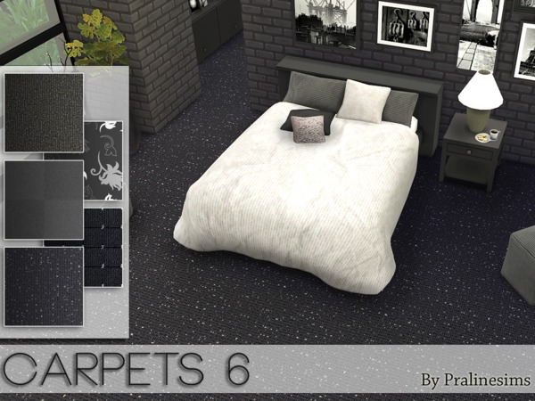 Carpets 6 by Pralinesims