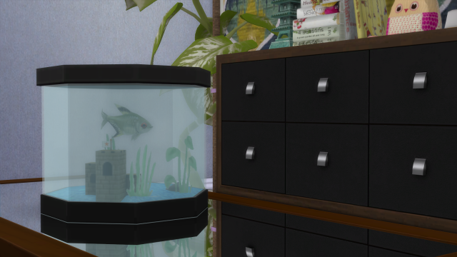 Basic fish tank by editsim