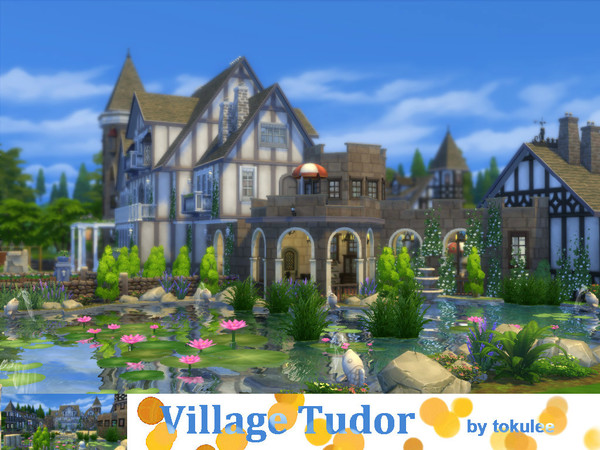 Village Tudor by leetoku