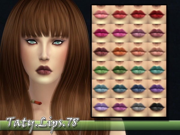 [Ts4]Taty_Lips_78 by tatygagg