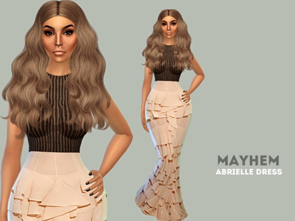Abrielle Dress by NataliMayhem