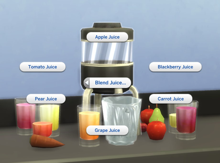 Juice Blender by Plasticbox