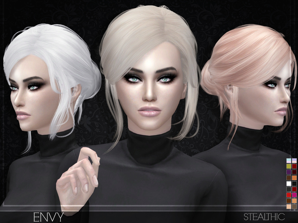 Stealthic - Envy (Female Hair)
