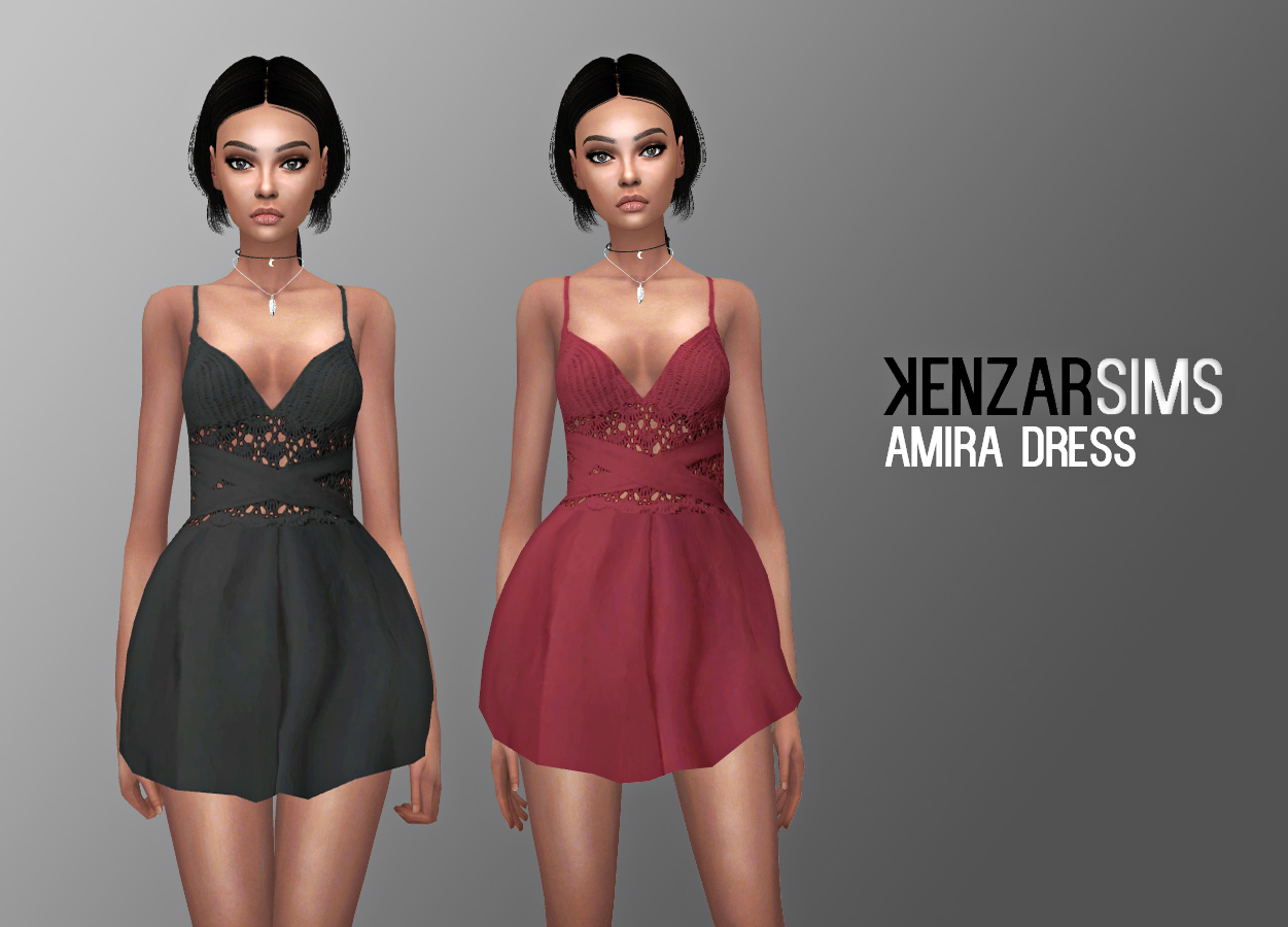 Kenzar-Amira dress