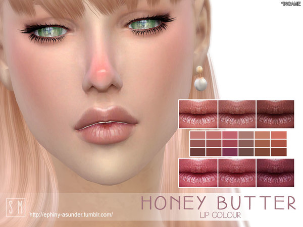 [ Honey Butter ] - Lip Colour by Screaming Mustard