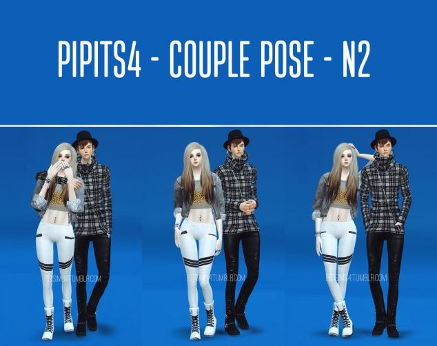 Couple pose -N2 by PIPI