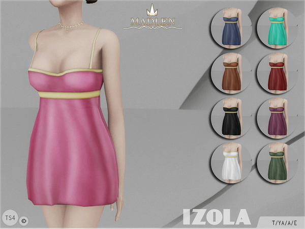 Madlen Izola Dress by MJ95