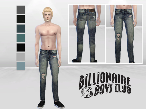 OUTW Regular Fit Jeans by McLayneSims