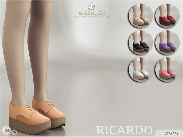 Madlen Ricardo Shoes by MJ95