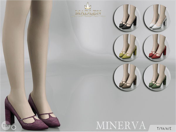 Madlen Minerva Shoes by MJ95