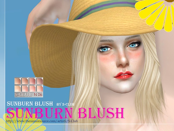 S-Club WM ts4 Blush 06