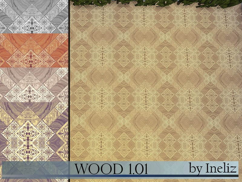 Wood 1.01 BY Ineliz