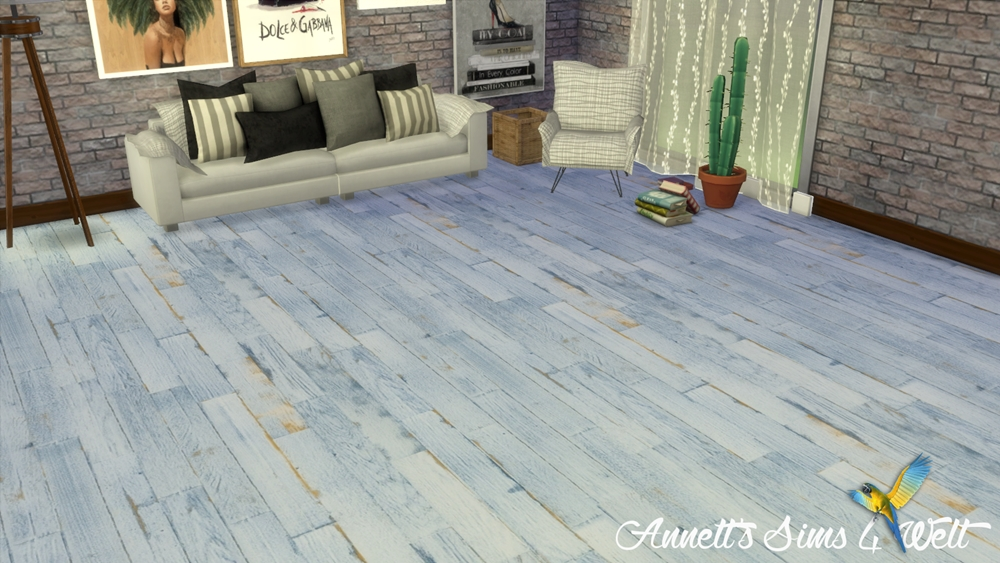 Old Wood Floors by Annett85