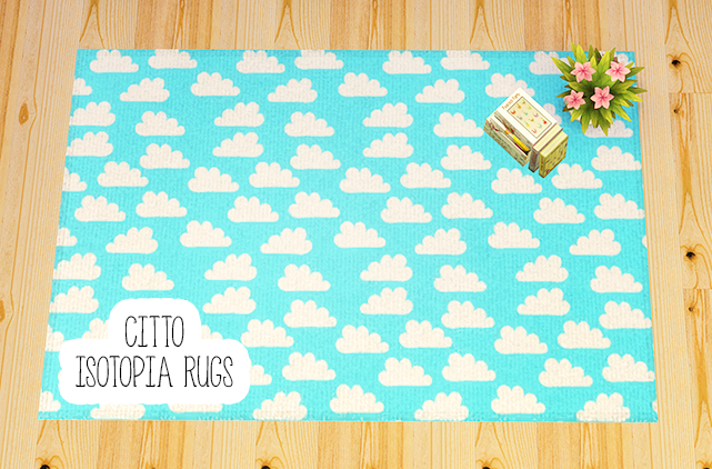 Citto/datapeachs Isotopia rugs for TS4 by lina-cherie