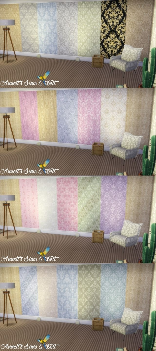 Jacquard Wallpapers - Part 1 by Annett85