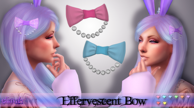Effervescent Bow by Eliavah