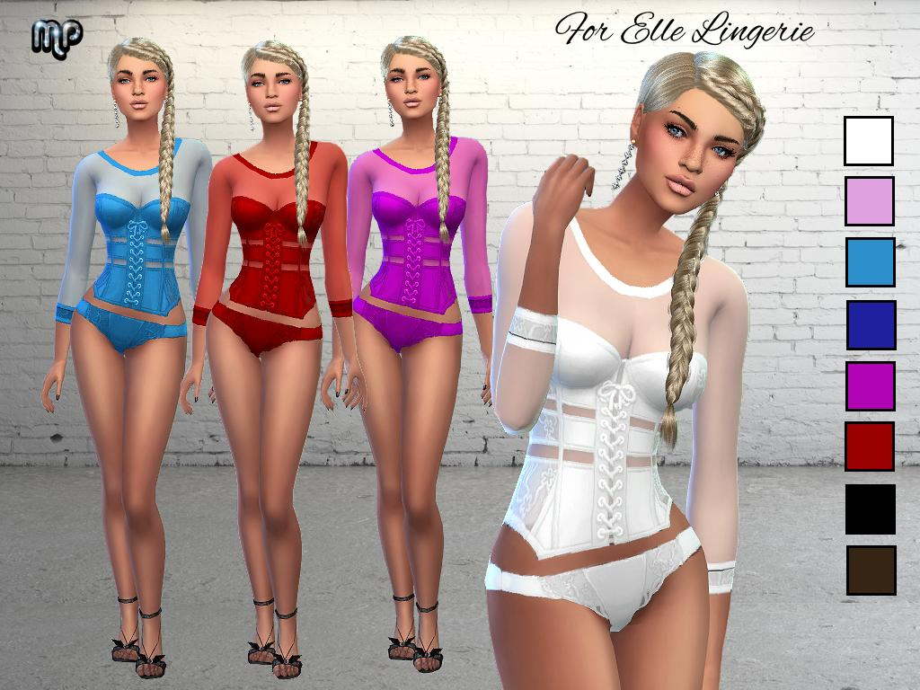 MP Elle Set