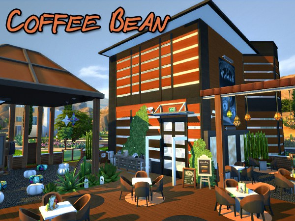 Coffee Bean Lot by WaterWoman
