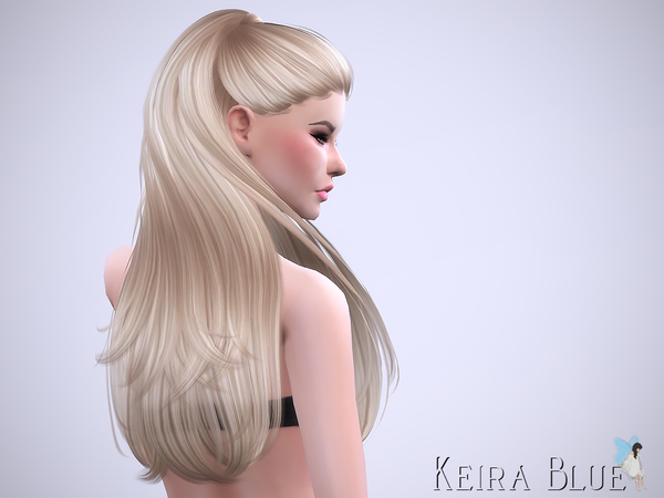 Keira Blue by Ms Blue