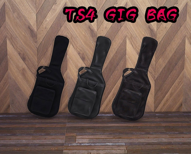 Gig Bag by Kimu412