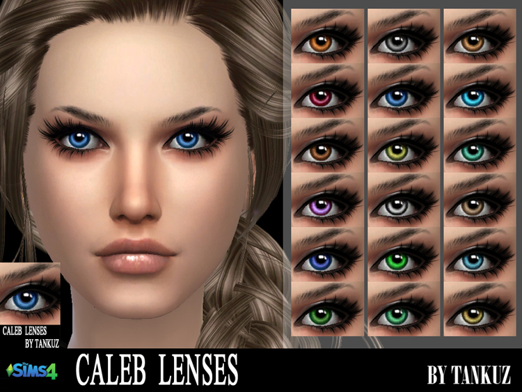 Caleb Lenses by Tankuz
