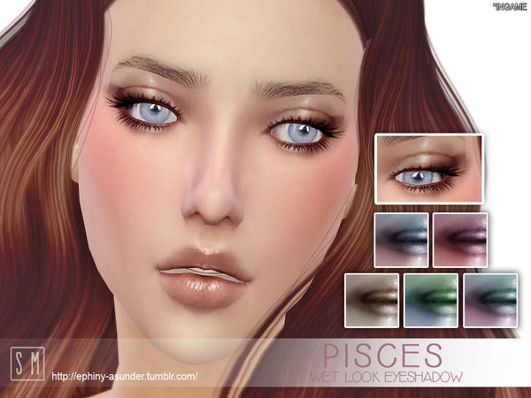 [ Pisces ] - Wet Look Eyeshadow by Screaming Mustard