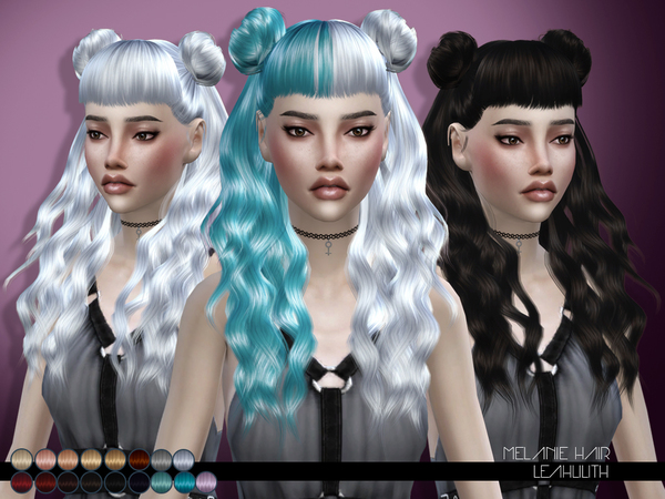 LeahLillith Melanie Hair by Leah Lillith