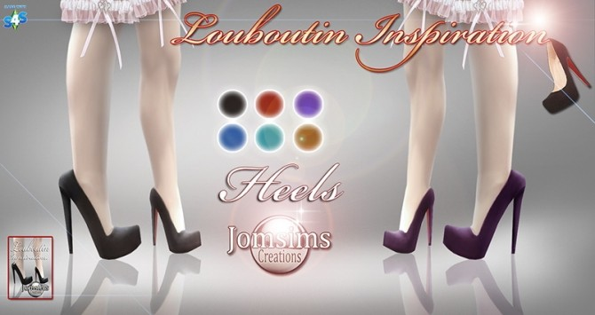 HIGH HEELS AND BOOTS AT JOMSIMS CREATIONS